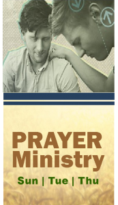 Prayer Ministry website